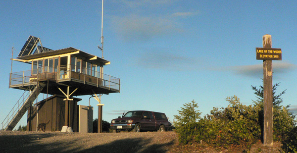 Lake of the Woods Lookout