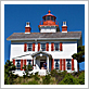 Yaquina Bay Lighthouse - Newport, OR