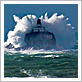Tillamook Rock Lighthouse - 5 miles north of Cannon Beach, OR